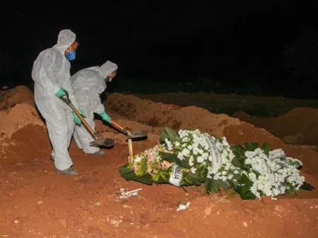 Brasil registrou mais de 92 mil casos nas últimas 24 horas, maior número desde 25 de março Imagem: Rogério Galasse/Estadão Conteúdo
