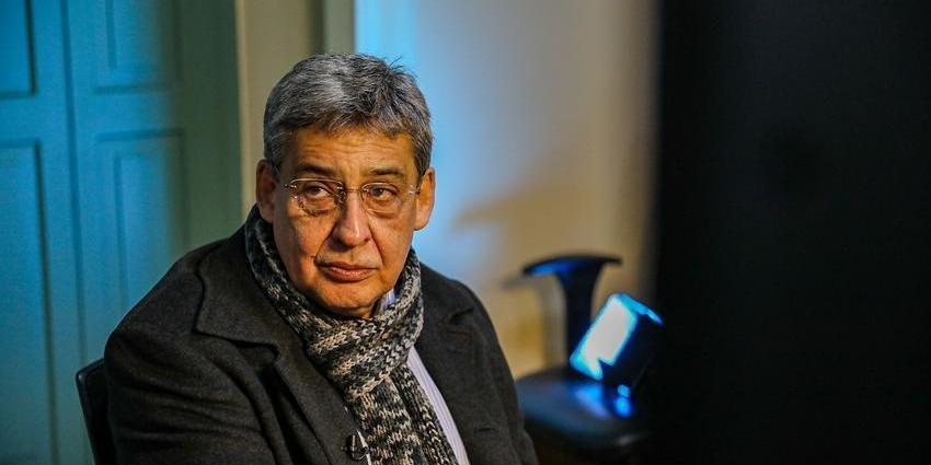Prefeito participou de live nesta terça-feira   Foto: Giulian Serafim / PMPA / Divulgação / CP